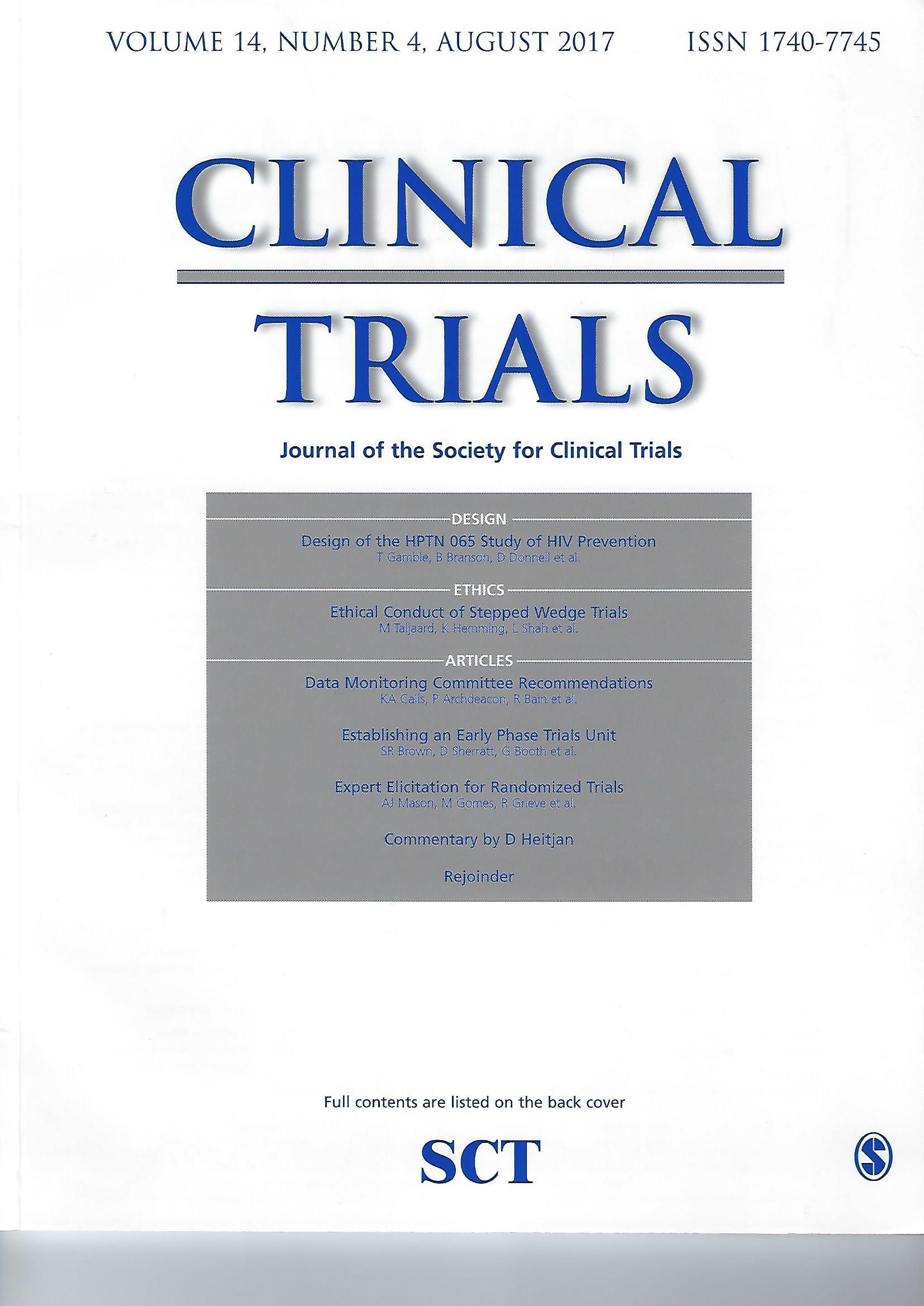 Mobile access to virtual randomization for investigator-initiated trials