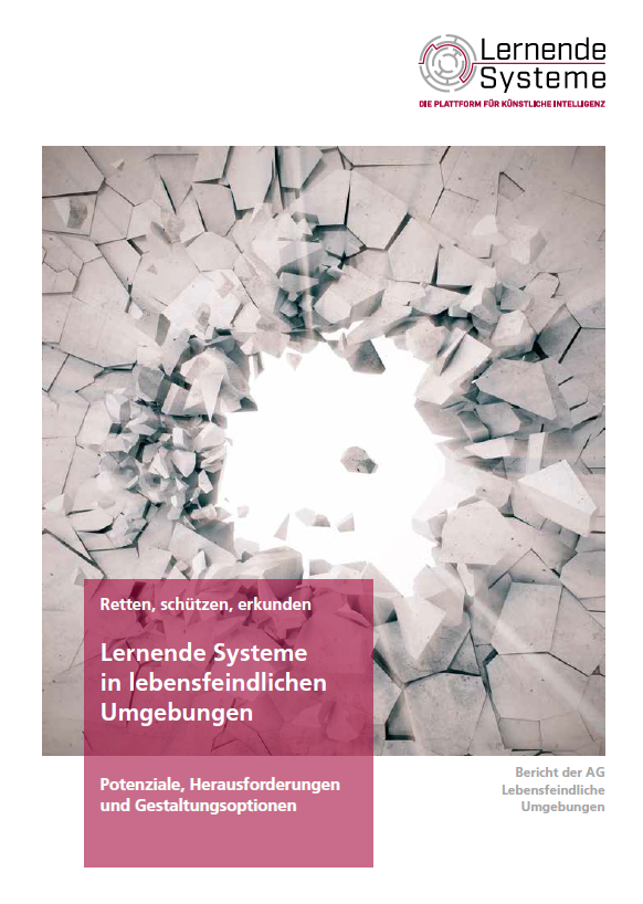 Lernende Systeme in lebensfeindlichen Umgebungen