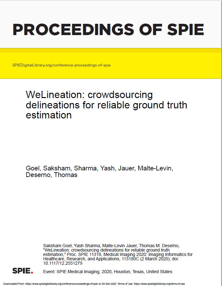 WeLineation