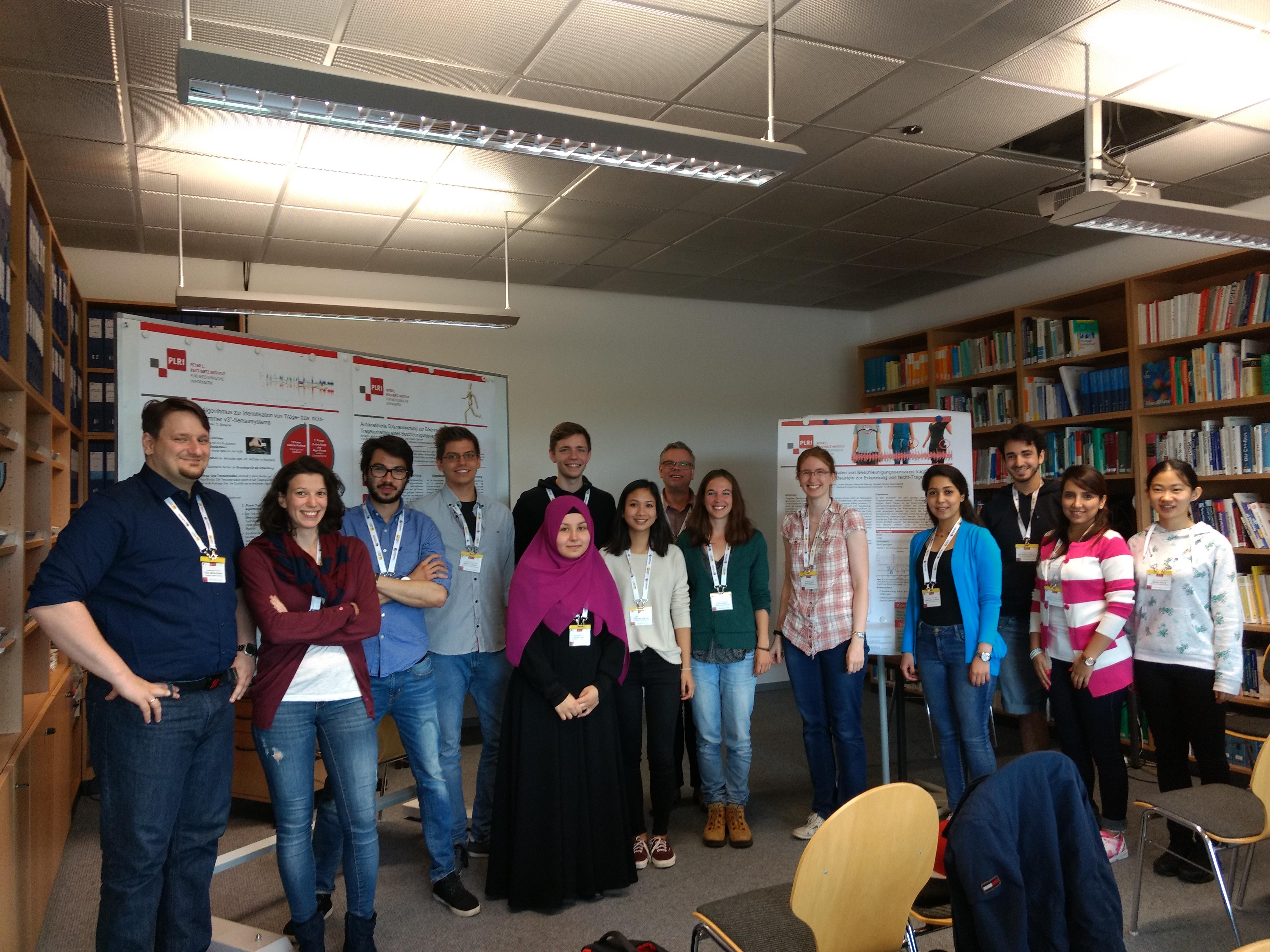 Studierendenkonferenz zum Thema Assistierende Gesundheitstechnologien