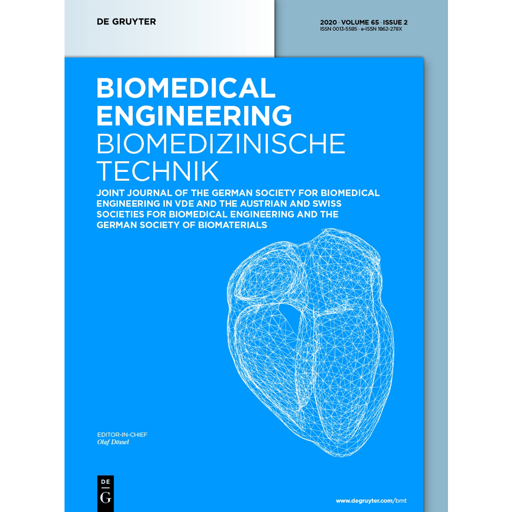 "Associate Editor of ""Biomedical Engineering / Biomedizinische Technik"""