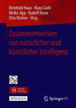 Buch Zusammenwirken von natürlicher und künstlicher Intelligenz